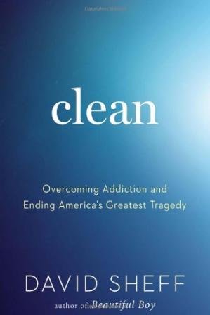 पुस्तक कवर Clean: Overcoming Addiction and Ending America's Greatest Tragedy