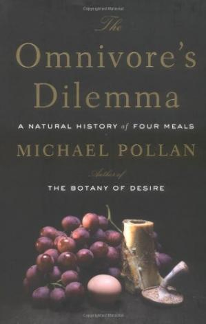 Couverture du livre The Omnivore's Dilemma: A Natural History of Four Meals