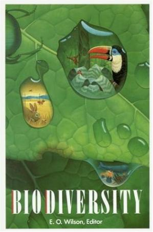 表紙 Biodiversity (Papers from the 1st National Forum on Biodiversity, September 1986, Washington, D.C.)