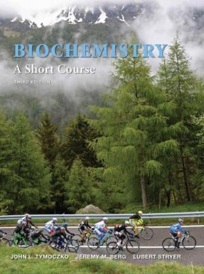 Book cover Biochemistry: A Short Course