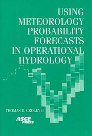 Sampul buku Using meteorology probability forecasts in operational hydrology