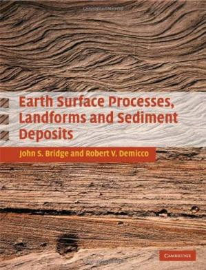 Book cover Earth Surface Processes, Landforms and Sediment Deposits