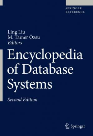Book cover Encyclopedia of Database Systems