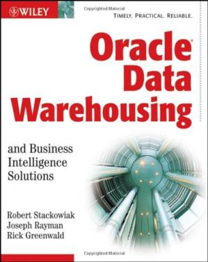 Book cover Oracle Data Warehousing and Business Intelligence Solutions