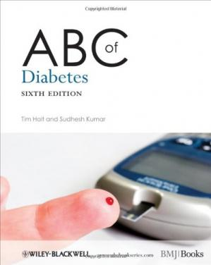 Buchdeckel ABC of Diabetes, Sixth Edition
