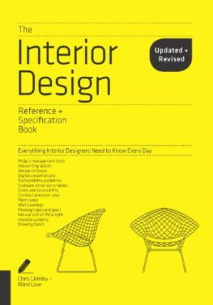 Kitap kapağı The Interior Design Reference & Specification Book Updated & Revised: Everything Interior Designers Need to Know Every Day