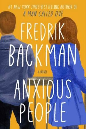 Book cover Anxious People