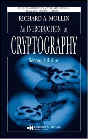 Book cover An introduction to cryptography