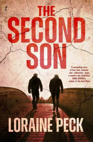 Book cover The Second Son