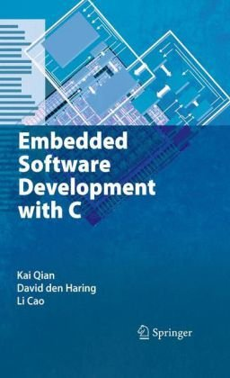 Book cover Embedded software development with C