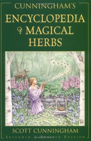 Book cover Cunningham's Encyclopedia of Magical Herbs (Cunningham's Encyclopedia Series)