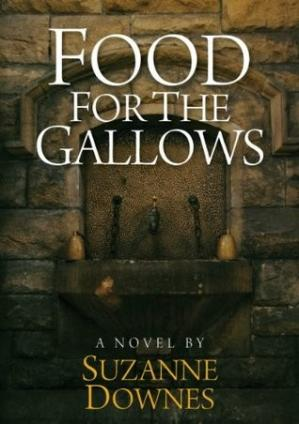 Book cover Food For The Gallows