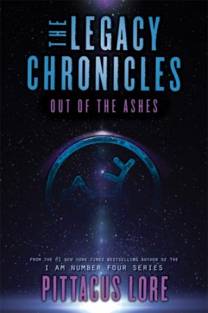 Portada del libro Out of the Ashes