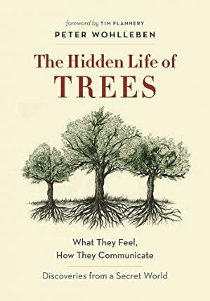 Book cover The Hidden Life of Trees: What They Feel, How They Communicate—Discoveries from a Secret World