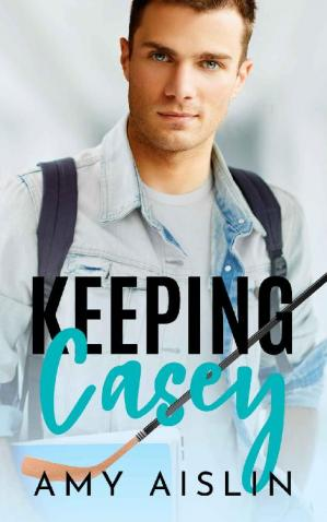 Book cover Keeping Casey (Keeping Him Book 1)