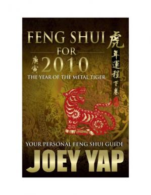 Book cover Feng Shui for 2010: the year of the metal tiger