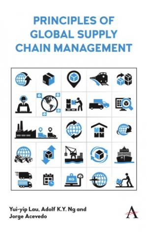 Book cover Principles Of Global Supply Chain Management