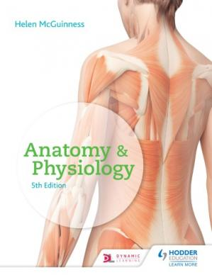 Book cover Anatomy & Physiology