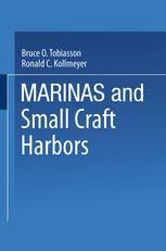 Book cover MARINAS and Small Craft Harbors