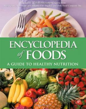 Copertina Encyclopedia of Foods. A Guide to Healthy Nutrition