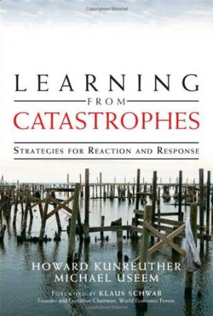 Book cover Learning from Catastrophes: Strategies for Reaction and Response