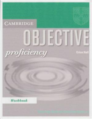 Book cover Objective Proficiency Workbook