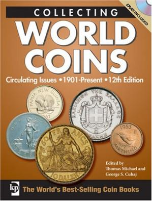 Book cover Collecting World Coins, Circulating Issues 1901-Present, 12th Edition