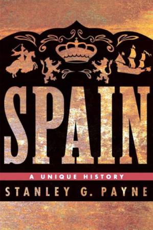 Book cover Spain: A Unique History