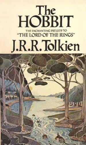 Portada del libro The Hobbit: Or There and Back Again