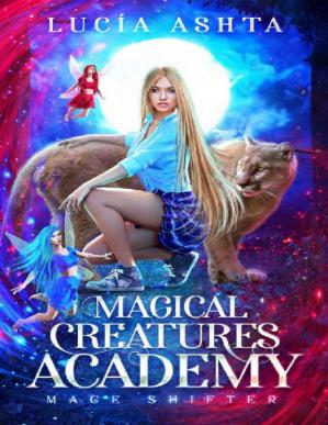 Bìa sách Magical Creatures Academy 3: Mage Shifter