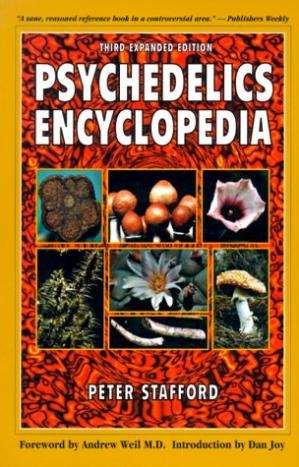 表紙 Psychedelics Encyclopedia
