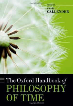 Book cover The Oxford Handbook of Philosophy of Time