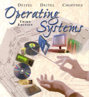 Book cover Operating Systems