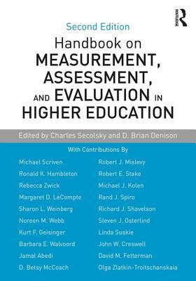 Book cover Handbook on Measurement, Assessment, and Evaluation in Higher Education