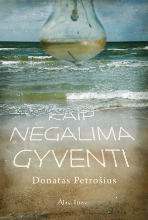 Book cover Kaip negalima gyventi