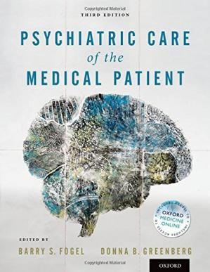Couverture du livre Psychiatric Care of the Medical Patient