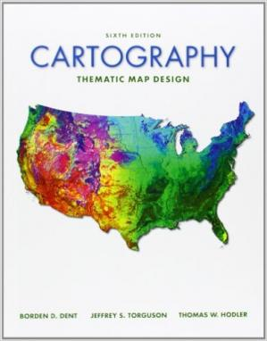 Book cover Cartography: Thematic Map Design
