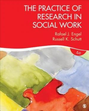Book cover The Practice of Research in Social Work