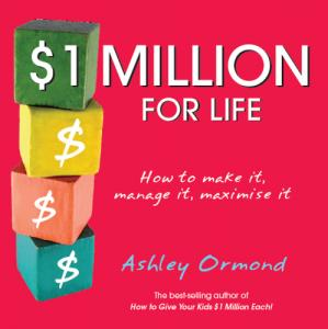 A capa do livro 1 Million for Life : How to Make It, Manage It, Maximise It