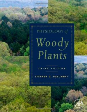 Book cover Physiology of Woody Plants, Third Edition