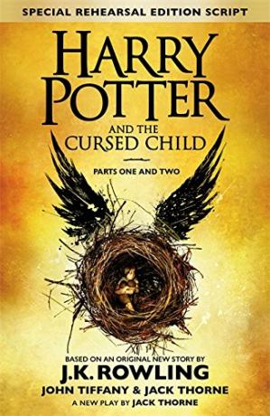 Book cover Harry Potter and the Cursed Child - Parts I & II : The Official Script Book of the Original West End Production