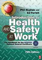 Copertina Introduction to health and safety at work