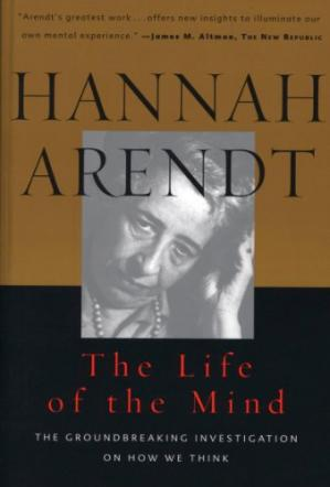 Buchdeckel The Life of the Mind