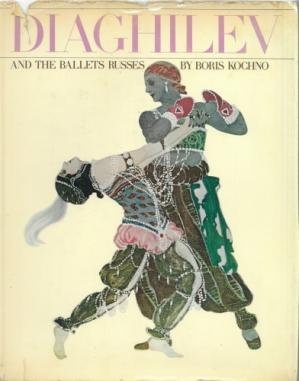 Book cover Diaghilev and the Ballets Russes
