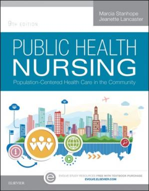 Book cover Public Health Nursing: Population-Centered Health Care in the Community