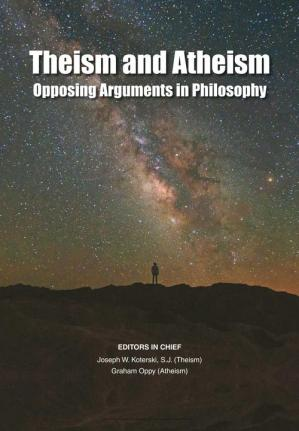 Book cover Theism and Atheism: Opposing Arguments in Philosophy