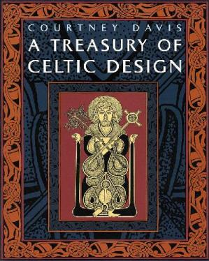 Обложка книги A Treasury of Celtic Design