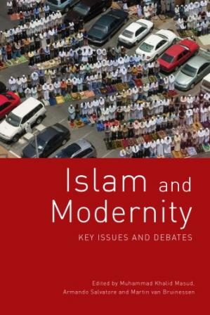 Обложка книги Islam and Modernity: Key Issues and Debates