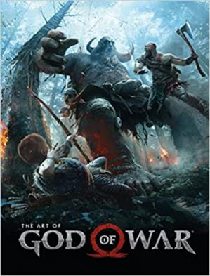 Book cover The Art of God of War