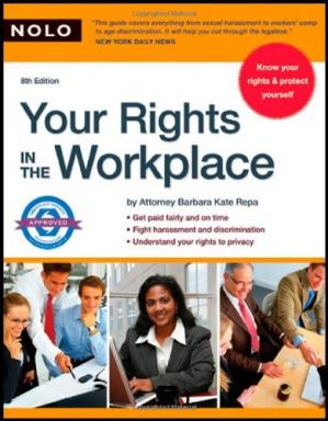Okładka książki Your Rights in the Workplace